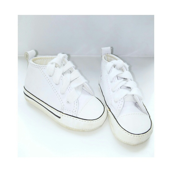 4023022c1f1 Converse Other - Converse all star shoes white size 2.